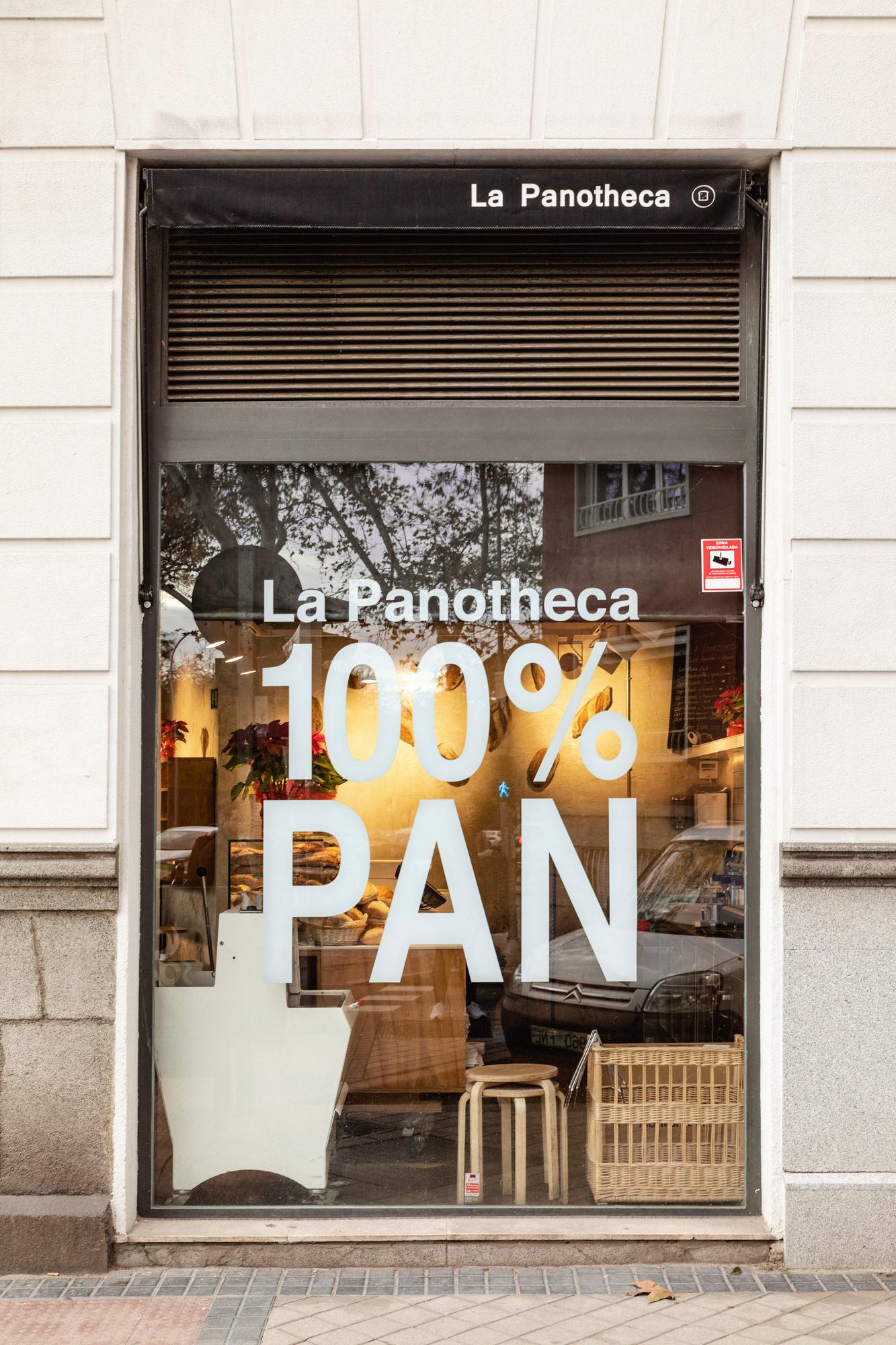 Panadería Panotheca Retiro