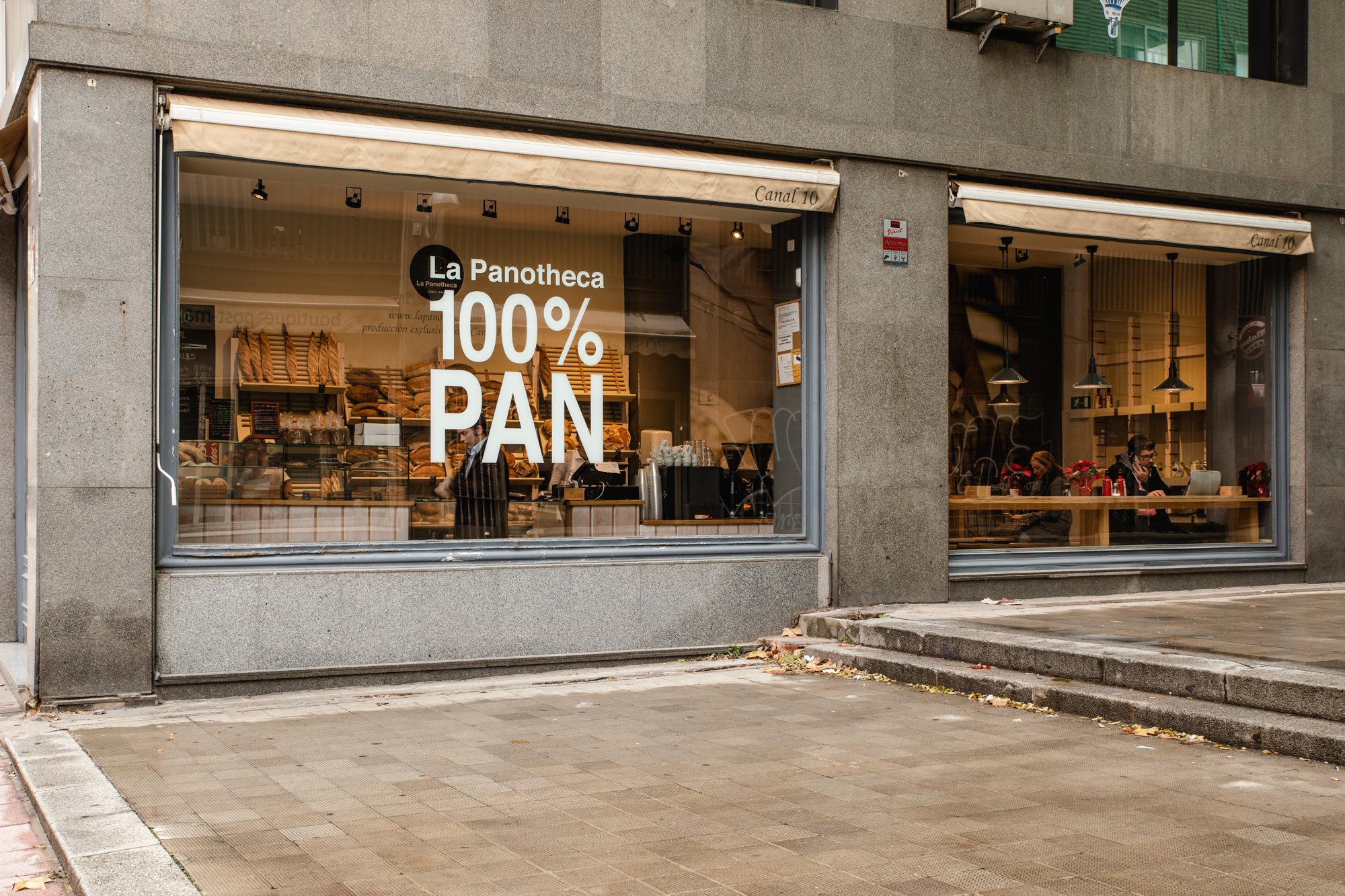 Panadería Panotheca Canal